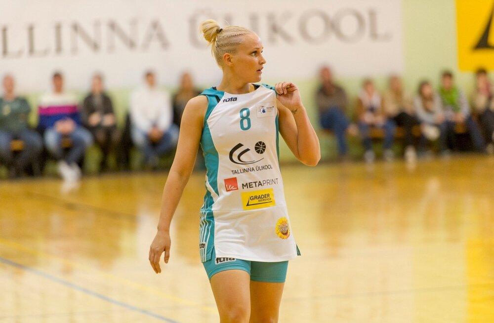 Tallinna Ülikool - Eclex naiste korvpall