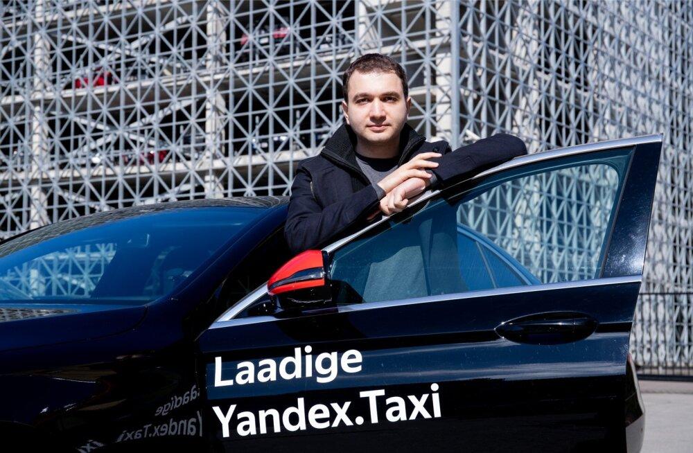 Yandex.Taxi rahvusvahelise strateegia direktor Aram Sargsyan ütleb, et nende eeliseks konkurentide ees on oma kaardirakendus.