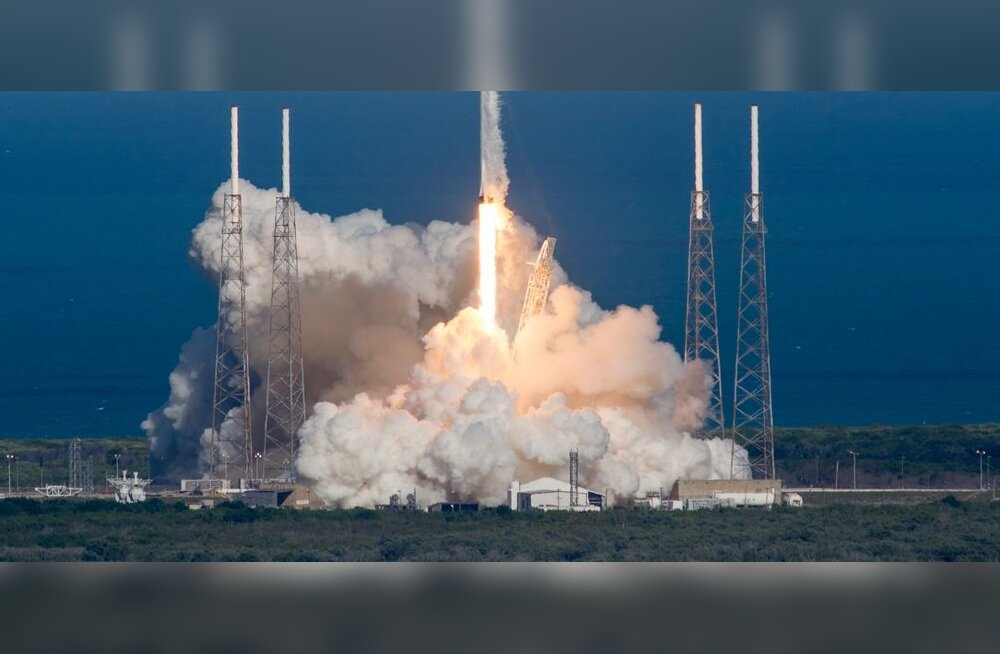 """Taaskasutatavate rakettide abiga saab kosmosesse """"turismiklassi"""" hinnaga"""