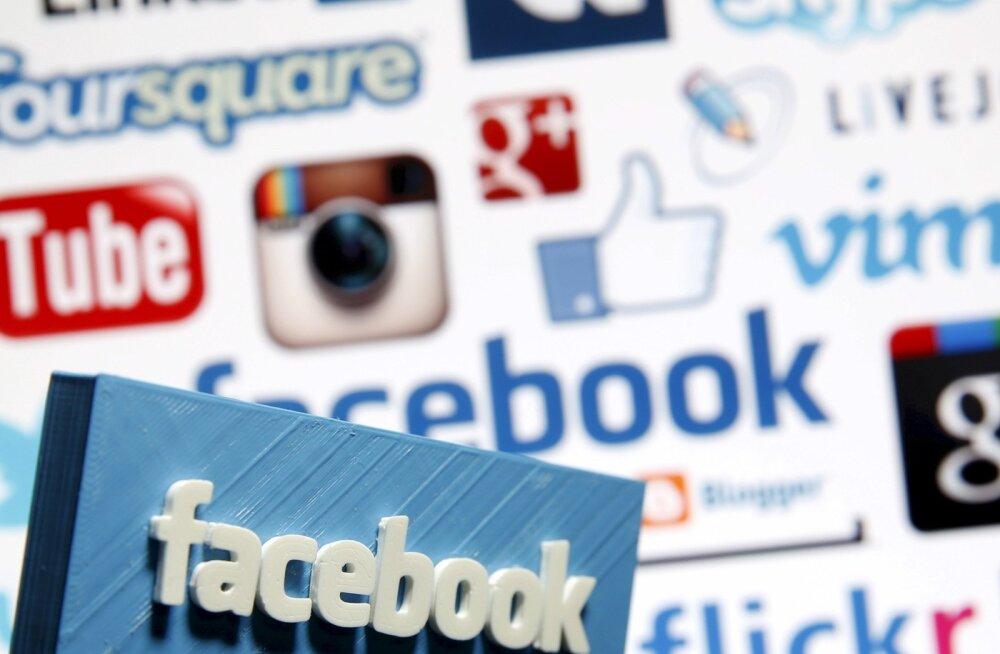 Kes on selgelt ees? Sotsiaalmeediakanalid, mille kaudu ostetakse enim kaupu ja teenuseid