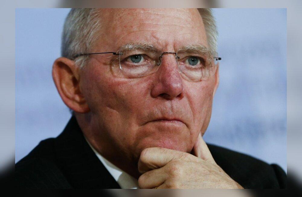 Schäuble: uue eurovastase partei nõudmised on hullumeelsed