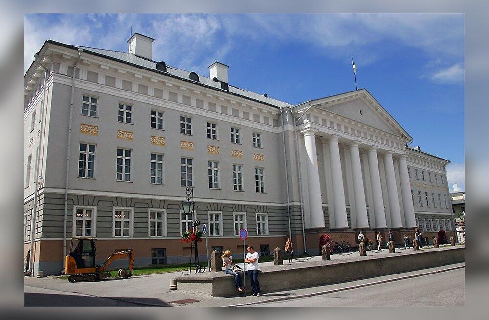Tartu ülikool tõusis maailma edetabelis 400 parima ülikooli hulka