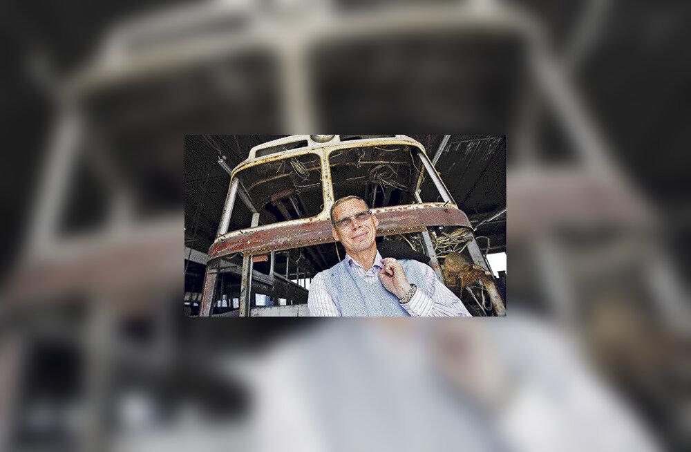 Hugo Osula: piletitulu bussijuhi taskus on tingitud riigihankekonkursil tehtud üliodavast pakkumisest