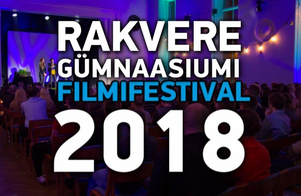 OTSEÜLEKANNE   Rakvere Gümnaasiumi filmifestival