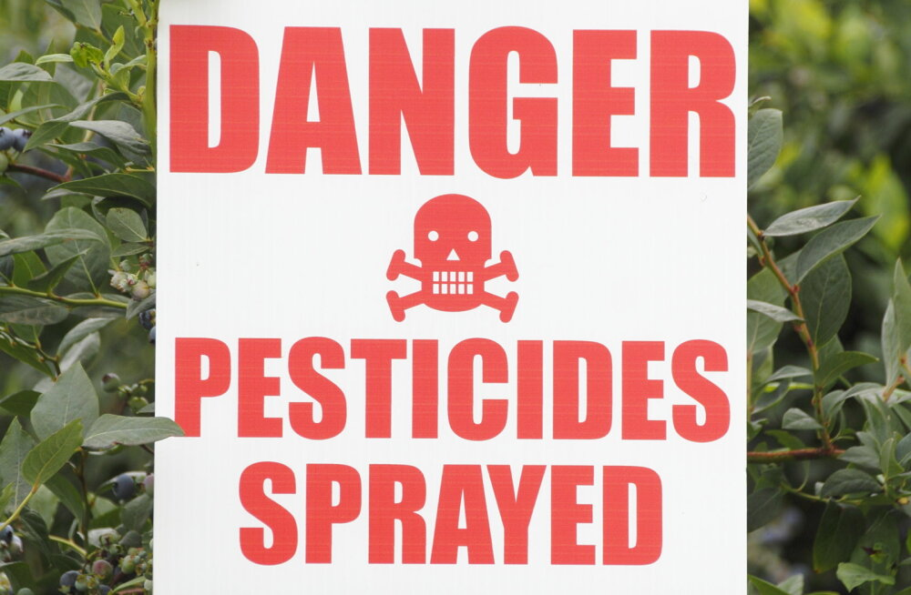 Anna oma allkiri mürgise kemikaali glüfosaadi vastu!