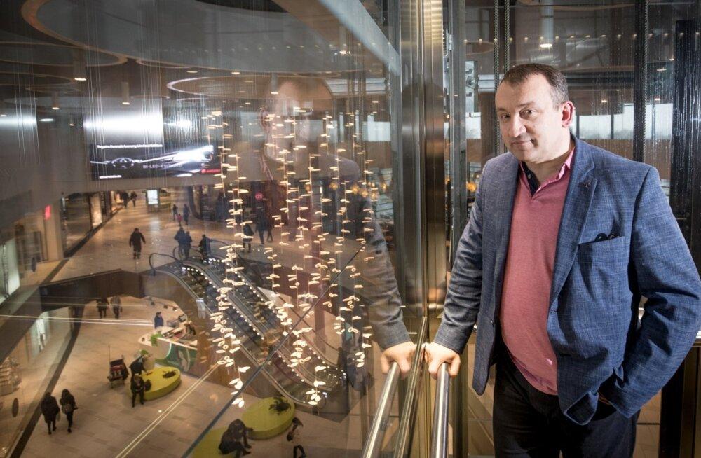 Ülemiste keskuse tegevjuht Guido Pärnits hindab Ülemistet Tallinna kõige dünaamilisemalt arenevaks piirkonnaks, mille märksõnad on Ülemiste City, lennujaam, Rail Baltic.