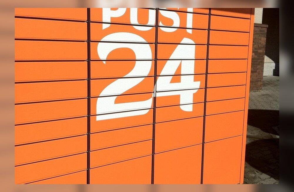 Post24 kapid Tondi Selveri juures