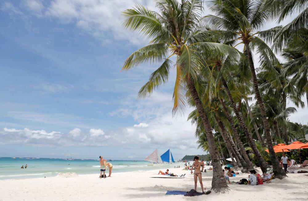 Райский остров Боракай закроют от туристов