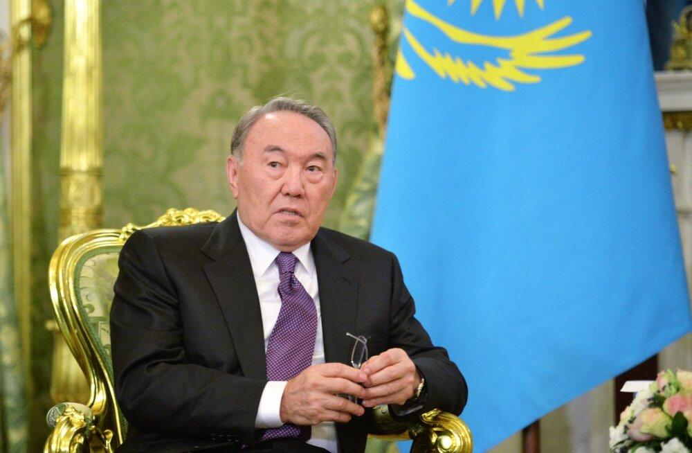 Kasahstani parlamendis tehti ettepank nimetada pealinn Astana ümber president Nazarbajevi järgi