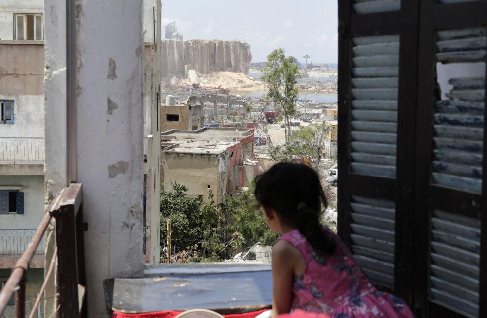 7-летняя девочка пострадала от взрывов в Бейруте и попала на обложку Vogue