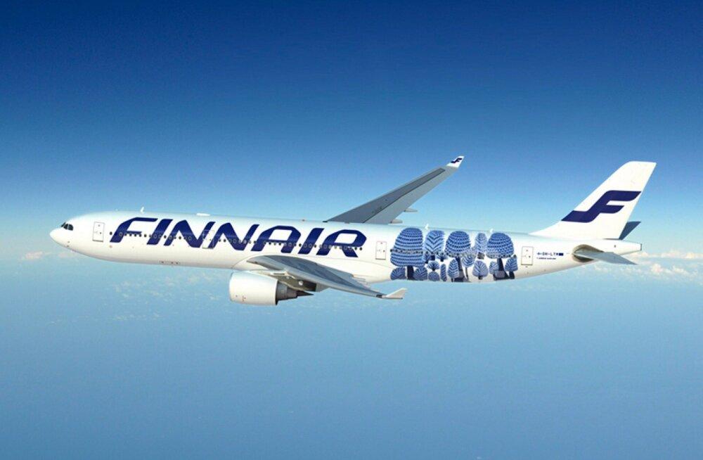 """Finnair saadab inimesed kaalule: vaata, kas sobid """"keskmiseks reisijaks"""""""