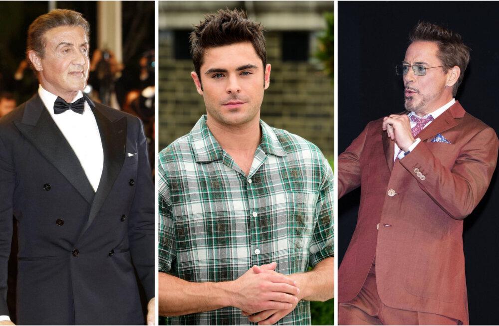 TOP | Pikkust ei tohi häbeneda! Kuulsad mehed, kes on lühemad kui nad ekraanilt paistavad