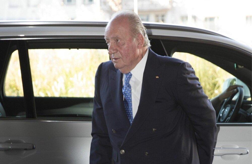 Endine armuke süüdistab Hispaania endist kuningat rahapesukontode omamises Šveitsis