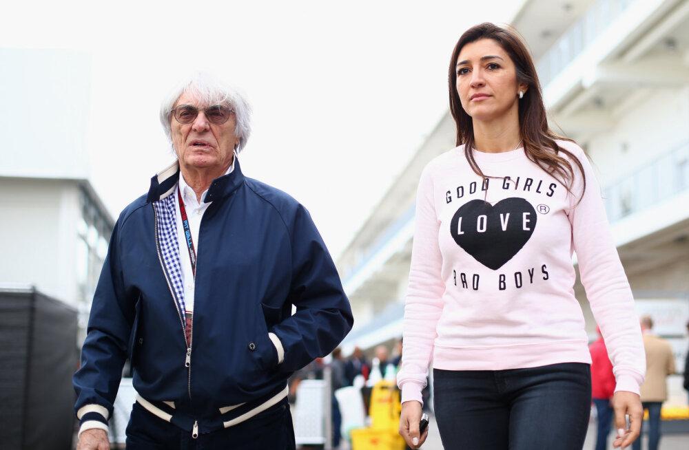 89-aastane Bernie Ecclestone saab suvel neljandat korda isaks
