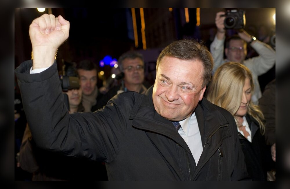Sloveenia opositsioonijuht vahistati korruptsioonis kahtlustatuna