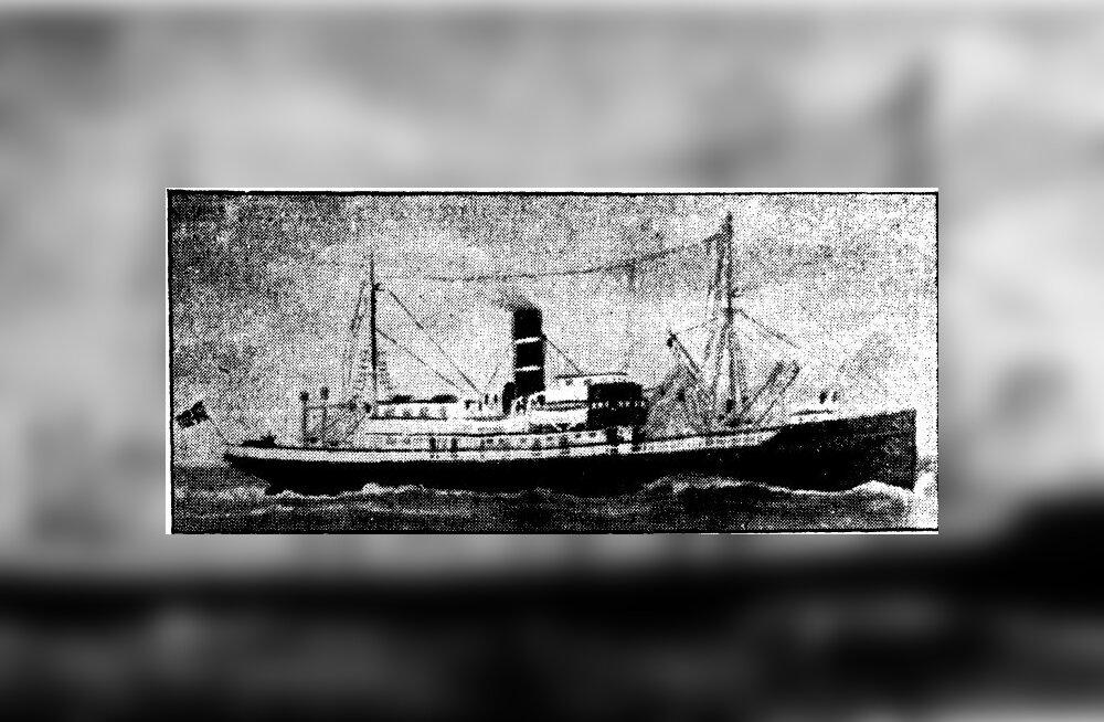 Laevaühing G. Sergo & Ko - 1930ndate aastate võimas mereveomonopol