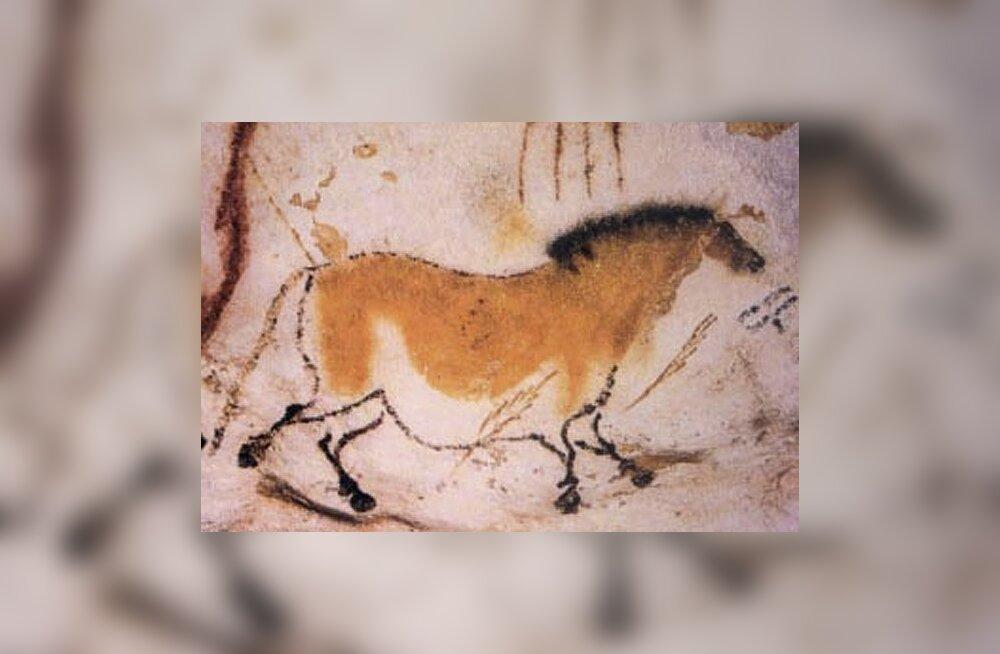 Kiviaja inimesed oskasid liikuvaid loomi paremini joonistada kui kaasaegsed kunstnikud