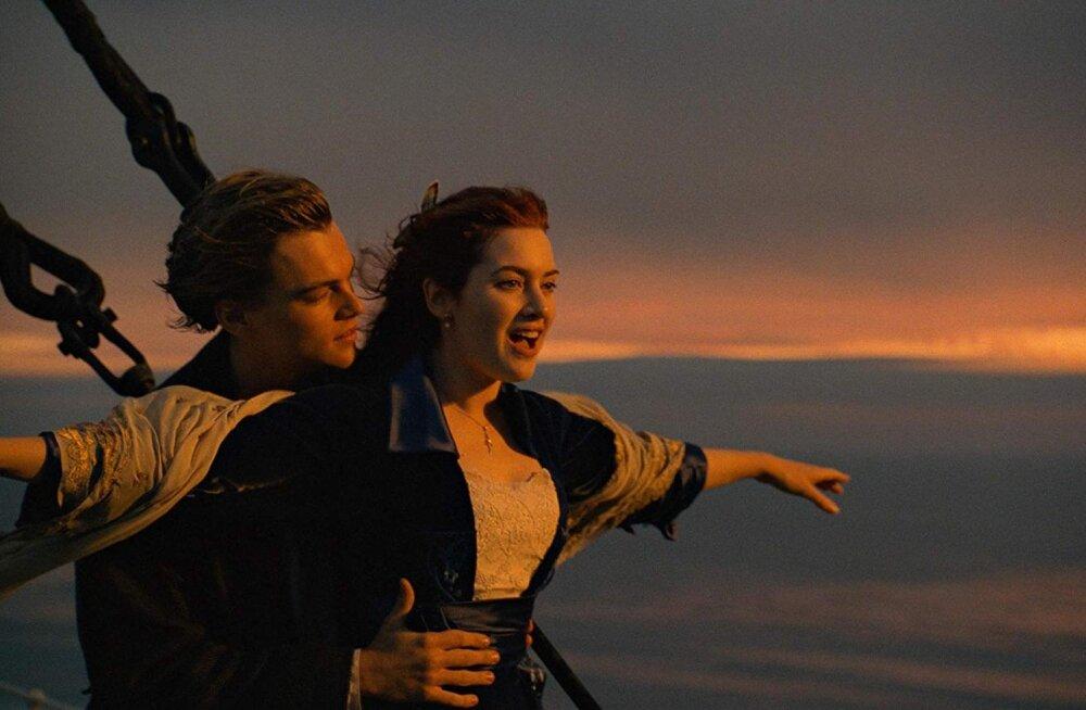 """Vaata, kas upub ka sel korral: legendaarne """"Titanic"""" ootab täna õhtul teleka ette!"""
