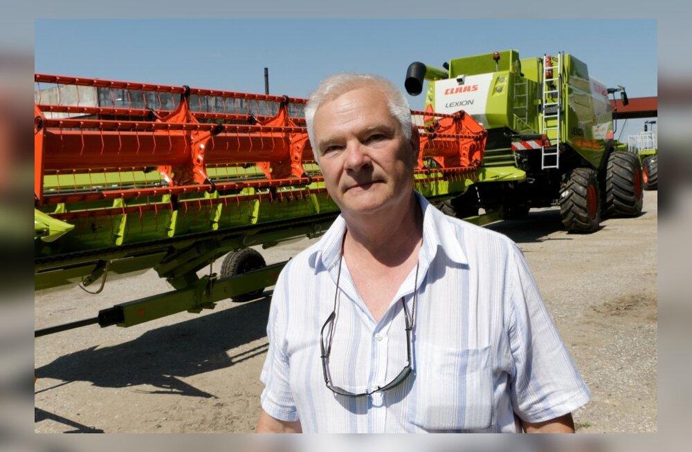 Aasta Põllumees 2014 kandidaat Ilmar Teevet