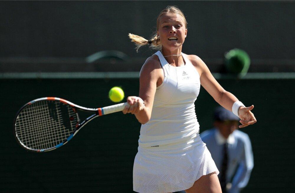 BLOGI   Super! Anett Kontaveit alustas Wimbledoni turniiri kindla võiduga!