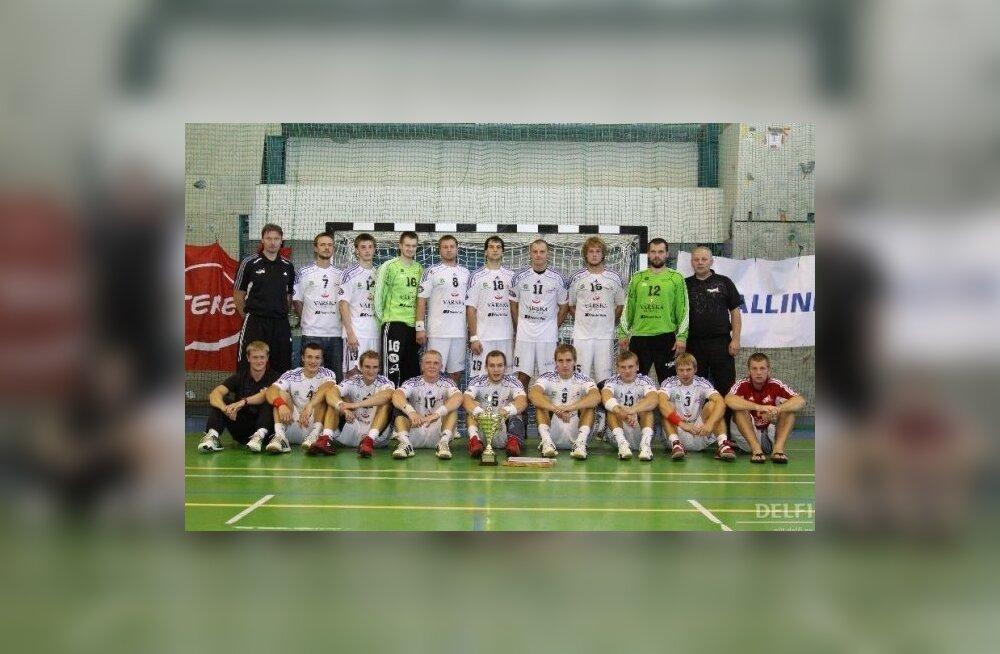 Käsipalli Balti liiga tõotab tulla tasavägine