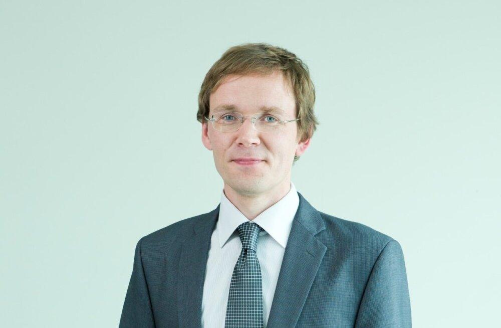 Romet Enok on LHV pensionifondide fondijuht
