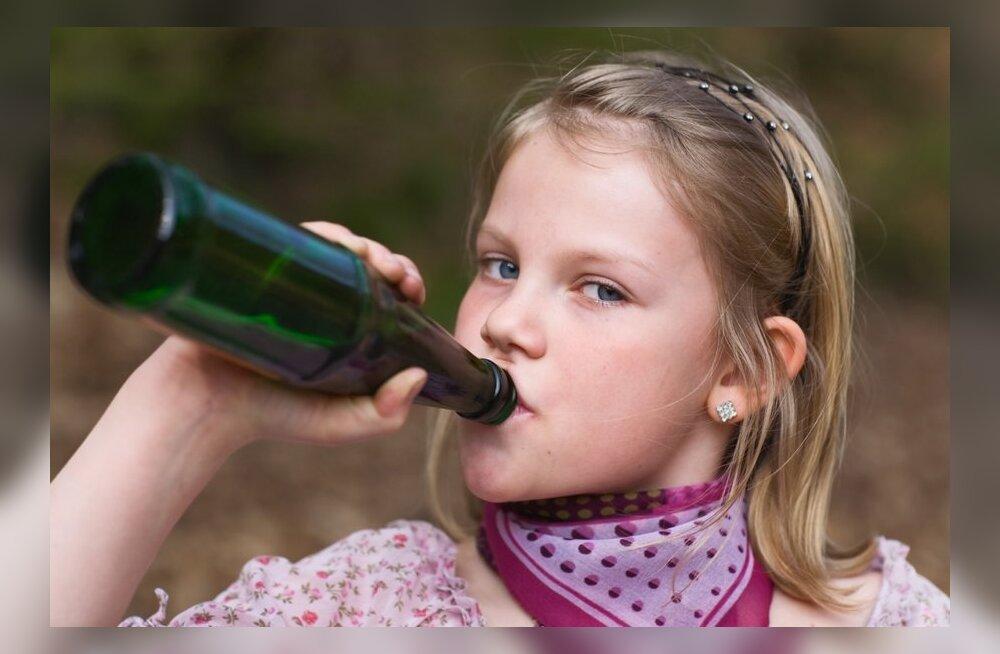 Karastusjoogid kahjustavad eriti laste tervist