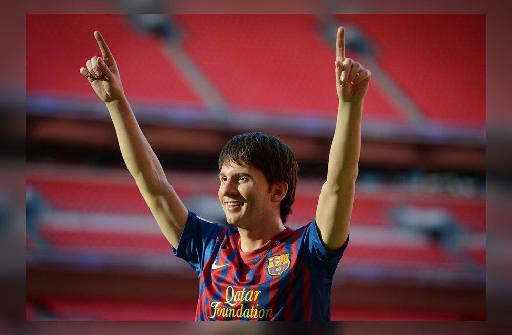 Lionel Messi vahakuju