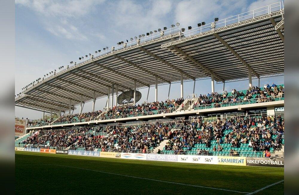 Eesti jalgpallikarikavõistluste avaringis testib Jalgpallihaigla FC Florat