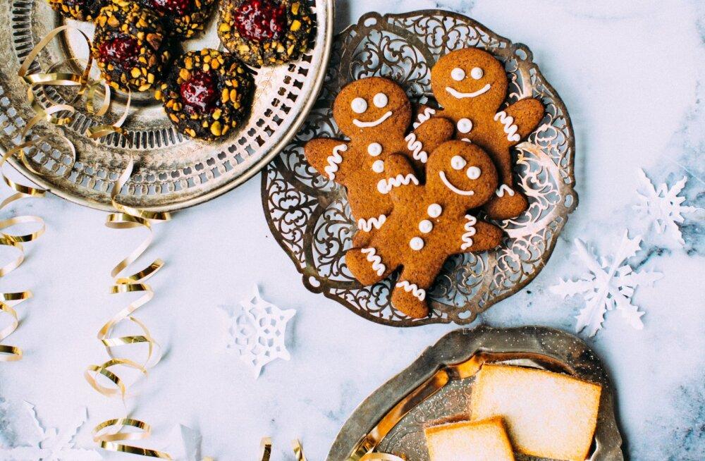 12 RETSEPTI | Tee ise tainas ja küpseta maailma parimad piparkoogid!