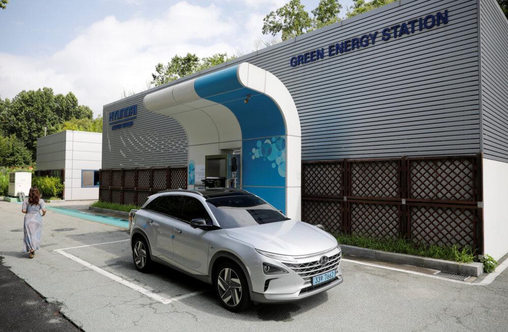 Vesiniku kütuseelementautode hiigelpanus sai suure tagasilöögi