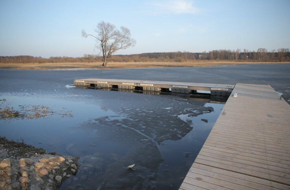 Eesti-Vene piiriülene koostöö toob uued väikesadamad Peipsi järve piirkonda