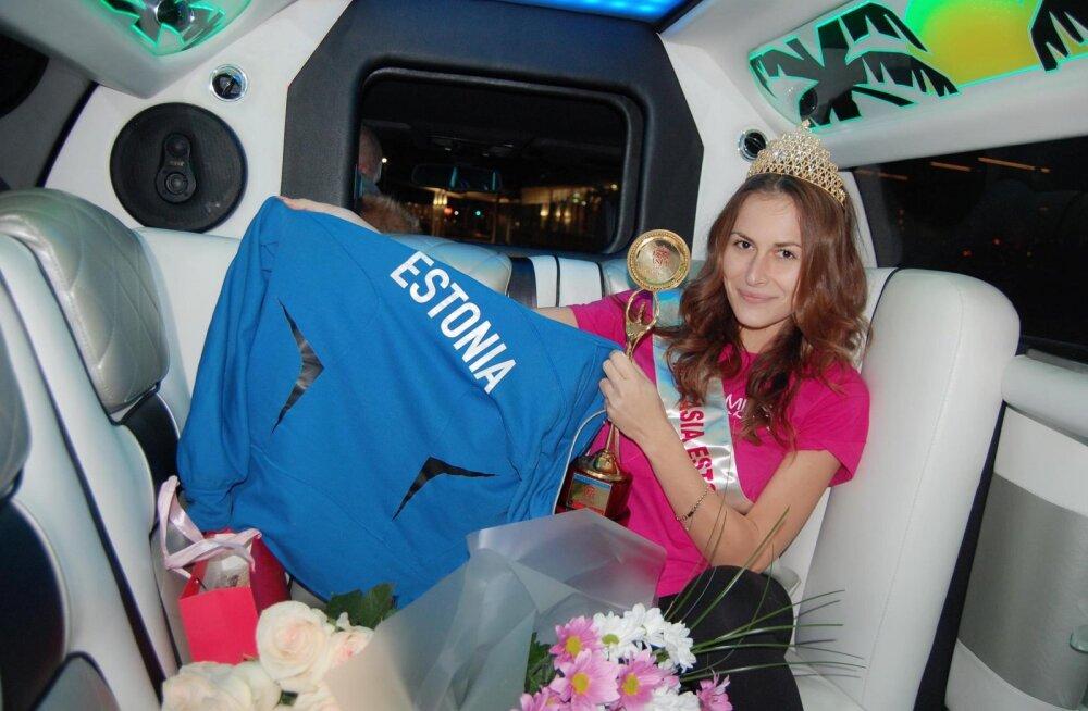 ФОТО: Таллиннка вошла в ТОП-10 самых красивых девушек Евразии