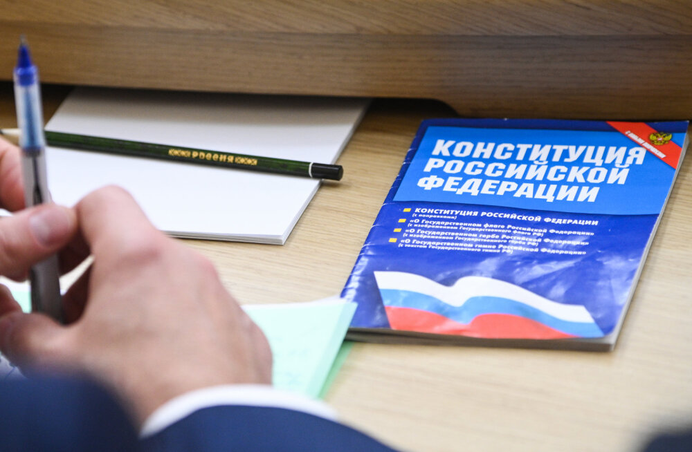 Tehti ettepanek kirjutada Venemaa põhiseadusse endiste presidentide puutumatus