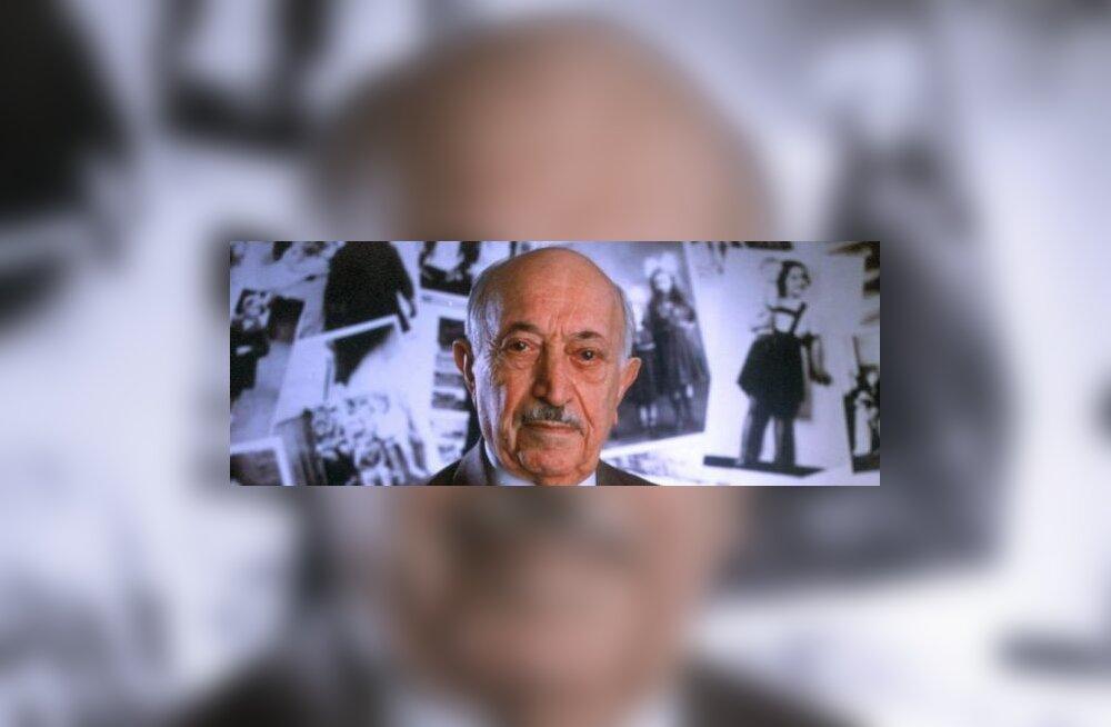 Briti uurija: Simon Wiesenthal oli suur valetaja