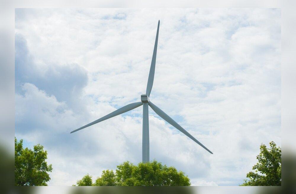 Tootsi tuulepargi kinnistu läheb avalikule pakkumisele
