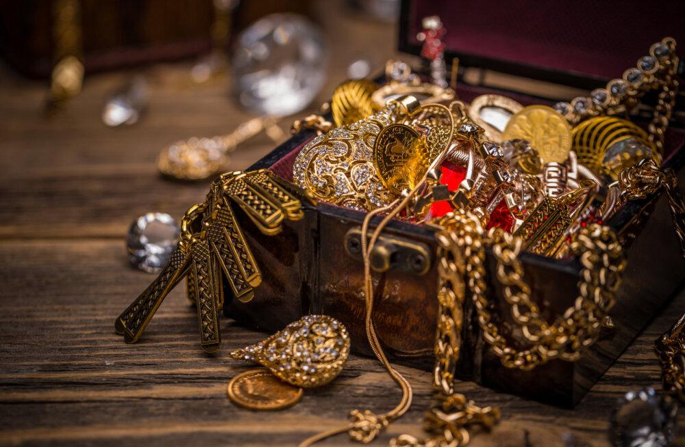 Vali metalle hoolega: kuld pikendab elu, hõbe kuivatab haigusi, vask ravib kuumust