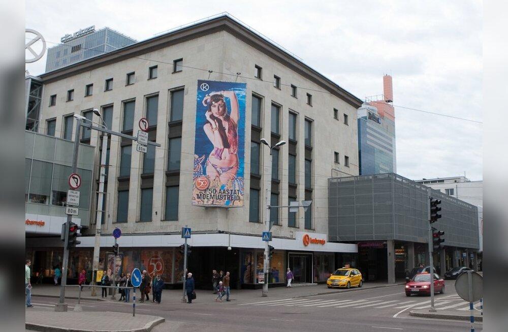336e90081ed Tallinna Kaubamaja teenis mullu 17 miljonit eurot kasumit - ärileht.ee