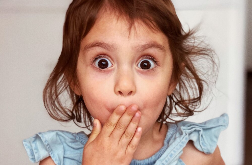 Kuidas käituda, kui laps teile seksimise ajal peale satub? Sest tõenäosus, et see juhtub, on suur...