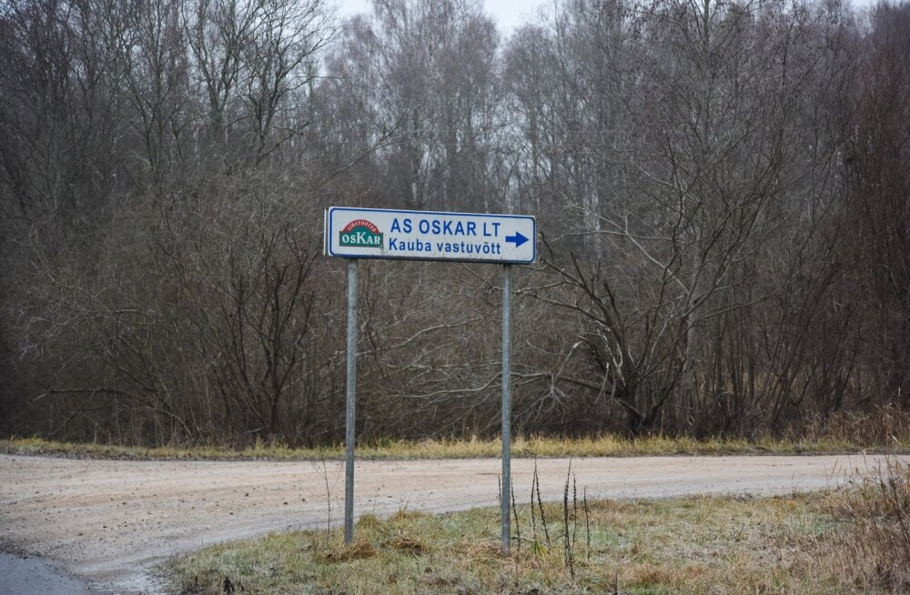 Oskari lihatööstus Viljandimaal