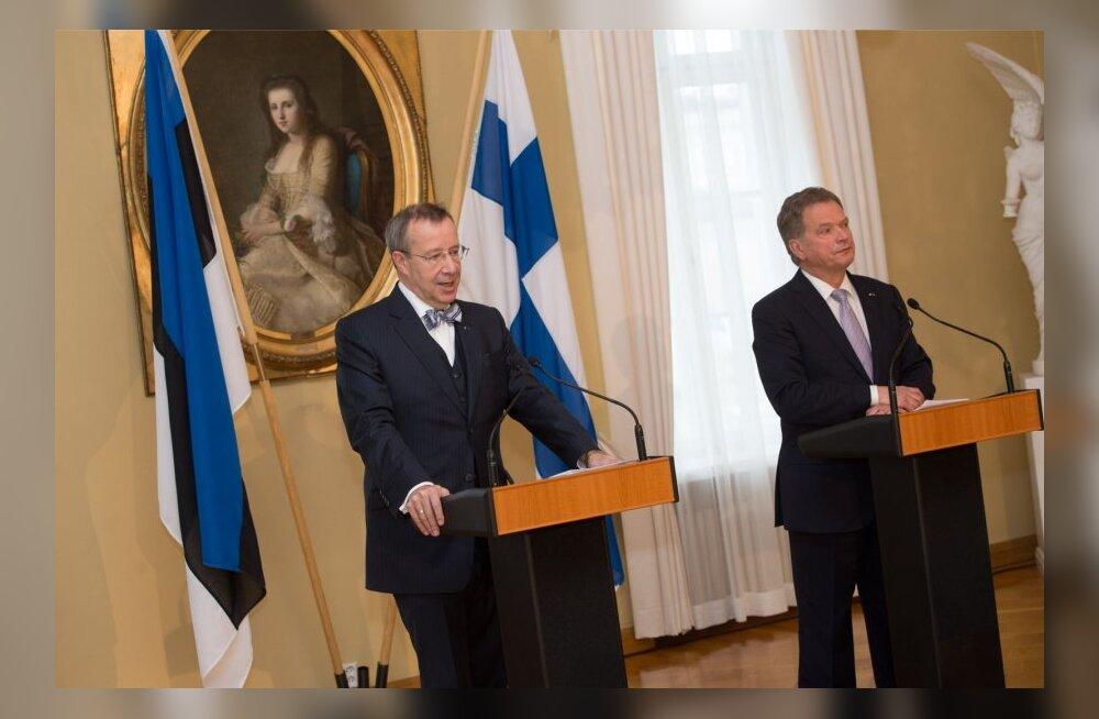 Venemaa ametlik ajaleht: Eesti püüab kahjustada Soome-USA suhteid