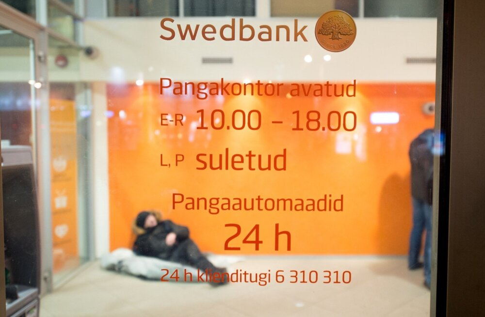 Pank pakub peavarju