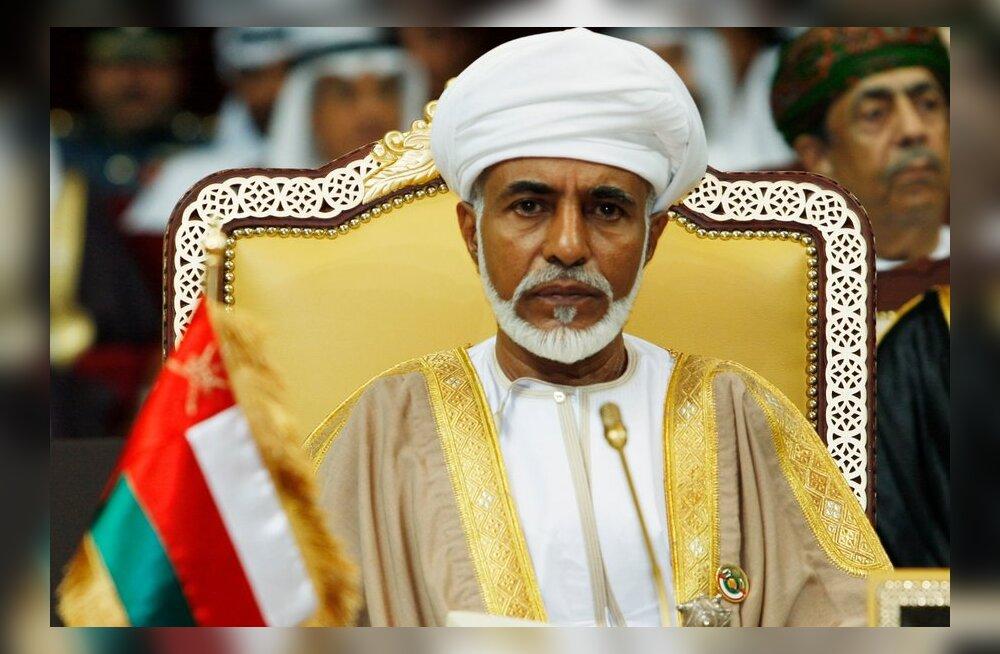 Soomlaste ja austerlase vabastamist Jeemenis vahendas Omaani sultan