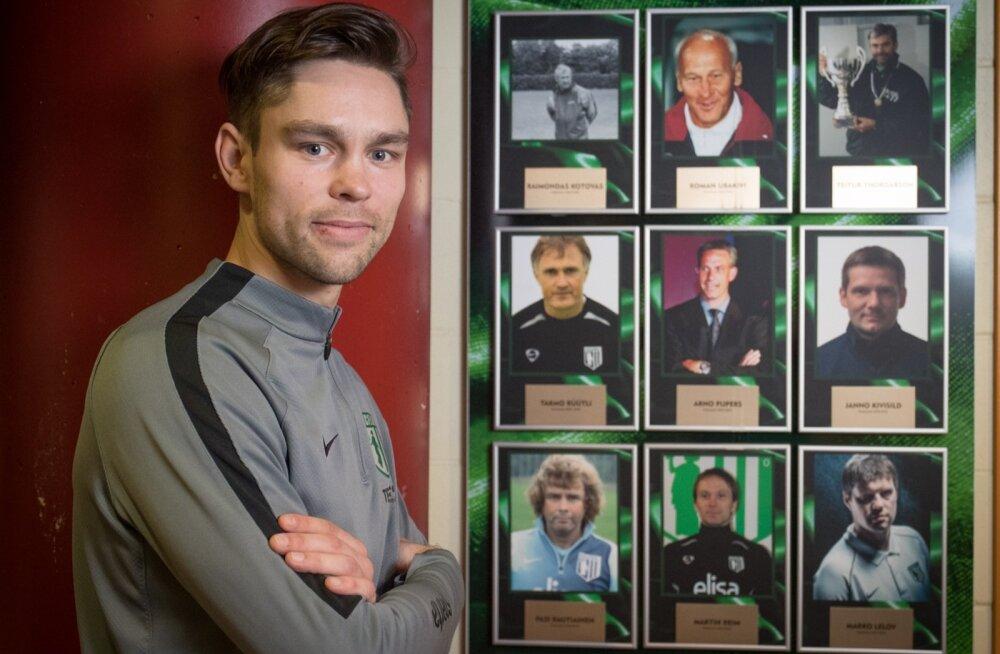 Jürgen Henn tüürib sellest hooajast peatreenerina FC Florat. Tulevikus võib varasemate Flora juhendajate nimistust leida ka tema pildi.