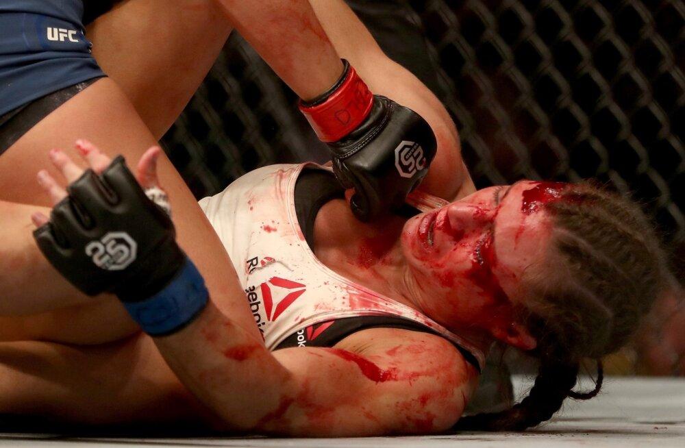 UFC-s näeb tihti verd, kuid nagu selgub, siis veri lendab tihti ootamatult väikeste summade eest.