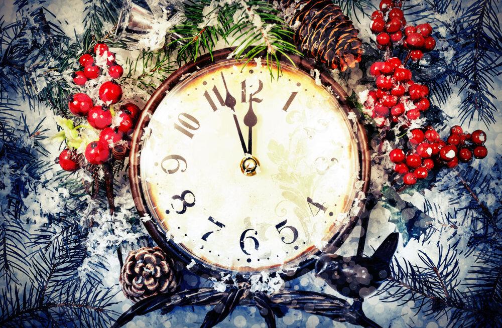 Traditsiooniline aastavahetus: kui järgid neid kombeid, siis saadab sind uuel aastal õnn, edu, armastus ja küllus!