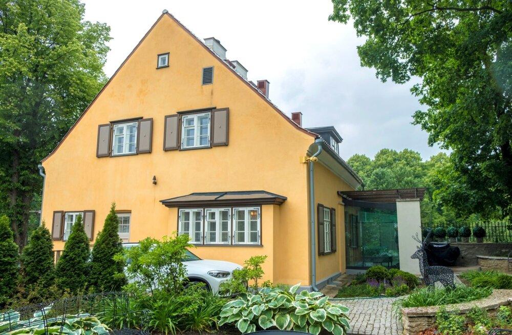 Lakhianide villa Wismari tänaval