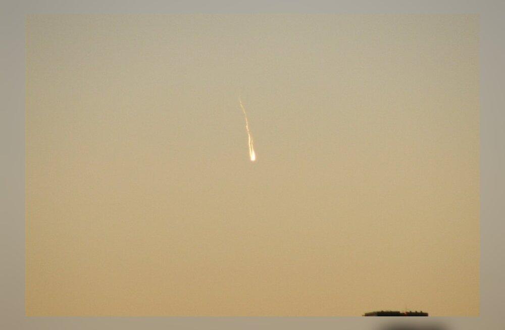 Astronoom Tallinnas nähtud taevaobjektidest: võimalik, et need olid meteoorid