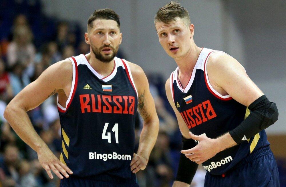Nikita Kurbanov ja Andrei Vorontsevich