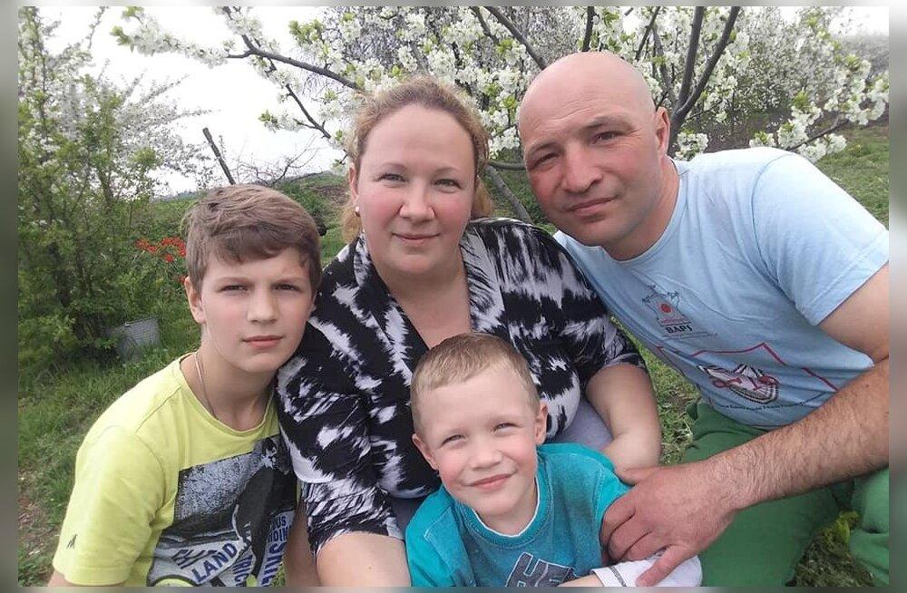 Purjus politseiniku kuulist surma saanud viieaastase lapse juhtum ajas ukrainlased jõuetusse raevu